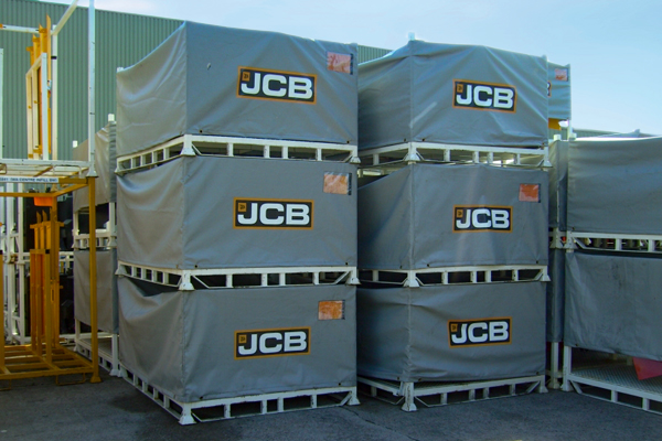 Select Plant Hire Storage Container Covers